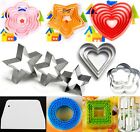 Sugarcraft Gum Paste Cake Decorating Fondant Icing Pastry Cookie Cutters Tools