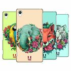 HEAD CASE DESIGNS FLORA AND FAUNA CASE COVER FOR SONY XPERIA Z2 D6503