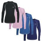Trespass Alanna Womens Active Base Layer Top Ladies Long Sleeve Quick Dry