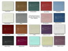 Square Post Cards/Inserts 150mm: Double Sided Pearl Shimmer 250gsm, Top Quality