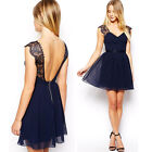 Hot Sexy Lady Formal Cocktail Evening Pageant Dance Party Tutu Ball Summer Dress