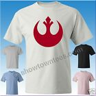 Star Wars Rebel Logo T-Shirt Avail. in 5 Colors in Men's/Women's/Youth Sizes