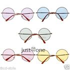 Fashion Summer Multi-style Round Lens Sunglass Spectacle Metal Frame f Women Men