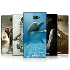 HEAD CASE DESIGNS WILDLIFE CASE COVER FOR SONY XPERIA M2