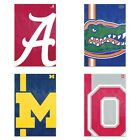Choose Your NCAA College Team 2' x 3' Polyester Team Bold Logo Banner Flag
