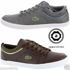 Lacoste Men's Ojetti TT Lace Up Pumps Sneakers Sports Shoes Flat Foot Trainers