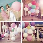 "10color 36""Inch Giant Big Ballon Latex Birthday Wedding Party Helium Decoration"