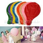 "36"" 90cm Large Giant Big Latex Balloon Wedding Party Decoration For Helium Air"