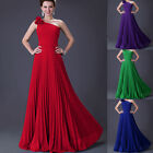 LA Clearance! 4Color Bridesmaid Cocktail Party Evening Formal Banquet Prom Dress