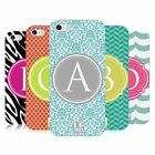 HEAD CASE LETTER CASES TPU GEL BACK CASE COVER FOR APPLE iPHONE 5S