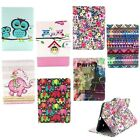 "Owl Tribal Smart Slim Leather Case Cover For Samsung Galaxy Tab 4 8.0"" T330"