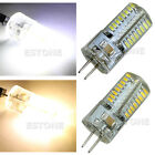 New G4 7W 64 LED SMD 3014 220V Silica Gel Lamp LED Saving Light Bulbs Lamps
