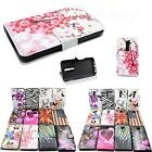 Stand Wallet Card Holder Leather Flip Phone Soft Case Cover For LG Optimus G2