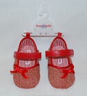Bow&Belle Baby Girls Baby Pram Shoes 0-12 months *Perfect baby gift Christmas*