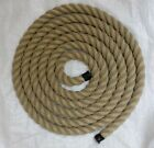 Rope - synthetic hemp for decking, garden and boating 24 mm diameter