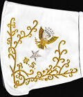 Civil War Gauntlets Union Brigadier General's Embroidered - Exclusive Offer
