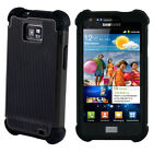 NEW STYLISH SHOCK PROOF CASE FITS SAMSUNG GALAXY S2 I9100 FREE SCREEN PROTECTOR