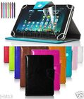 """Premium Leather Case Cover+Gift For 7"""" NuVision TM700A520L Android Tablet GB8"""