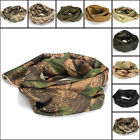 Tactical Camouflage Army Sniper Head Scarf Bandana Face Veil Mask Neckerchief