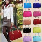 New Fashion Women PU Leather Handbag Crossbody Satchel Shoulder Messenger Bag