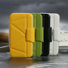 PU Leather Case Cover Pouch Stand For Apple iPhone 4 4S 4G w/ Screen Protector