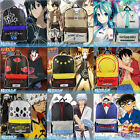 Sword Art Online Schoolbag Attack on Titan NARUTO One Piece Backpack Canvas bag
