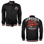 Lonsdale LUTHER Retro Tricot College Training Jacket Boxing Sport Blouson S-XXL