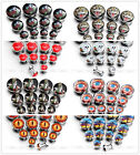 Kit Set 7 Pairs Stainless Steel Ear Plugs Fashion Expander Tunnel Screw Hot Gift