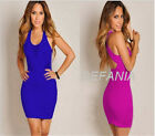 2014 Hot Women  Club Bodycon Cocktail Party Short Mini Dress 050 CA WB