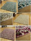 New Zealand Wool Lewis Jelly Beans Rugs Hand Knotted Thick Quality Modern Rug UK