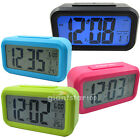 Light Control Digital LCD Snooze Alarm Clock 1019 4-Colour