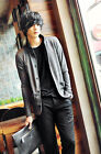 2012 New England men's casual stand-up collar small suit coat small suit