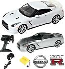 Official Licensed 1:14 Nissan GTR Radio Remote Control Rechargeable Car RTR