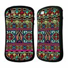 HEAD CASE DESIGNS TIBETAN PATTERN HYBRID TPU BACK CASE FOR APPLE iPHONE 4