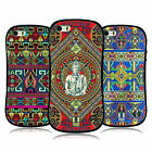 HEAD CASE DESIGNS TIBETAN PATTERN HYBRID TPU BACK CASE FOR APPLE iPHONE 5S