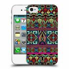 HEAD CASE TIBETAN PATTERN TPU GEL BACK CASE COVER FOR APPLE iPHONE 4