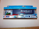 Corgi 1/64 Model Superhaulers Truck Lorry Diecast Toy stobart and other models