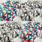 Linens Limited Loft Geometric Print Duvet Cover Set