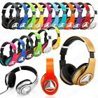Adjustable Over-Ear Earphone Headphone 3.5mm for iPod MP3 MP4PC iPhone Music