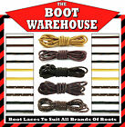 Work Boot Laces - Replacements For Redback, Mongrel, Blundstone & Oliver Boots
