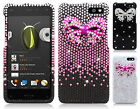 Amazon Fire Phone Crystal Diamond BLING Protector Hard Case Cover + Screen Guard
