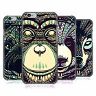 HEAD CASE DESIGNS AZTEC ANIMAL FACES SERIES 3 CASE COVER FOR APPLE iPHONE 6 4.7