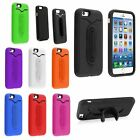 """Hard Heavy Duty Impact Shockproof Hybrid Case Cover Stand For iPhone 6 6S 4.7"""""""