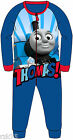 Thomas Children's Official Character Fleece Onesie, Onesies Nightwear Pyjamas