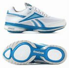REEBOK EASYTONE REENEW AIR CUSHIONED TRAINERS SNEAKERS SHOES white/blue 3.5