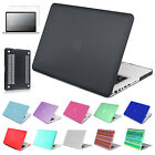 """Hard Rubberized Case + Screen Protector For MacBook Pro 13 13.3"""" inch A1278"""