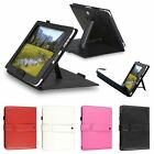 Folio Flip PU Leather Case Cover Stand For Apple iPad 1 1st Generation
