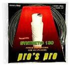 Pro's Pro Synthetic Gut 1.30mm 16 Tennis Strings Set