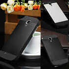 Luxury Hybrid Brushed Metal Aluminum Hard Case Cover For Samsung Galaxy S4 i9500
