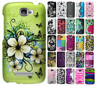 For Alcatel ONETOUCH Fierce 2 Rubberized HARD Protector Case Snap On Phone Cover